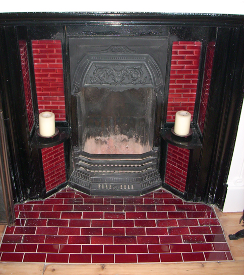 Palace Victorian - Fireplace installations.